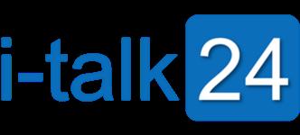 i-talk24, persönliche Sprach- oder Videonachrichten versenden!