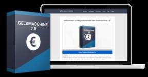 Geldmaschine 2.0 - Online Geld verdienen - Partnerprogramm