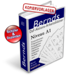 Arbeitsblätter für Deutsch als Fremdsprache