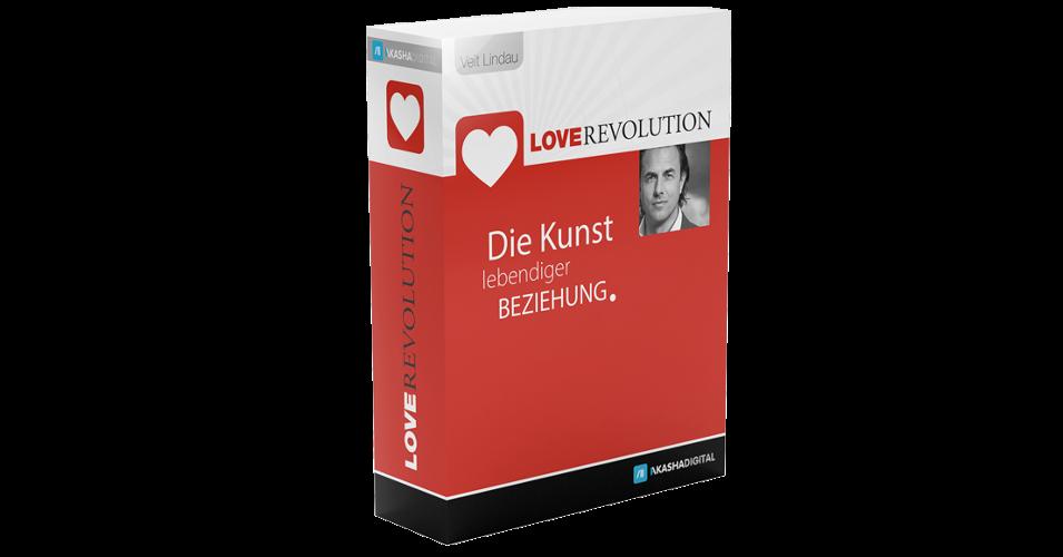 LoveRevolution - Die Kunst lebendige Beziehungen meistern