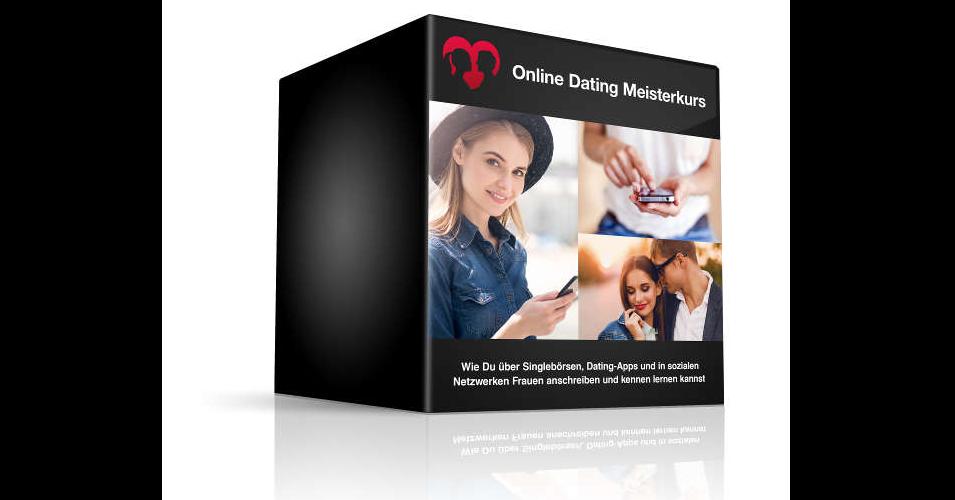 Online Dating lernen Meisterkurs