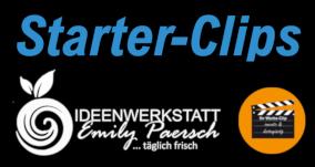 Starter-Clips - Der clevere Kick für Ihre Selbstvermarktung