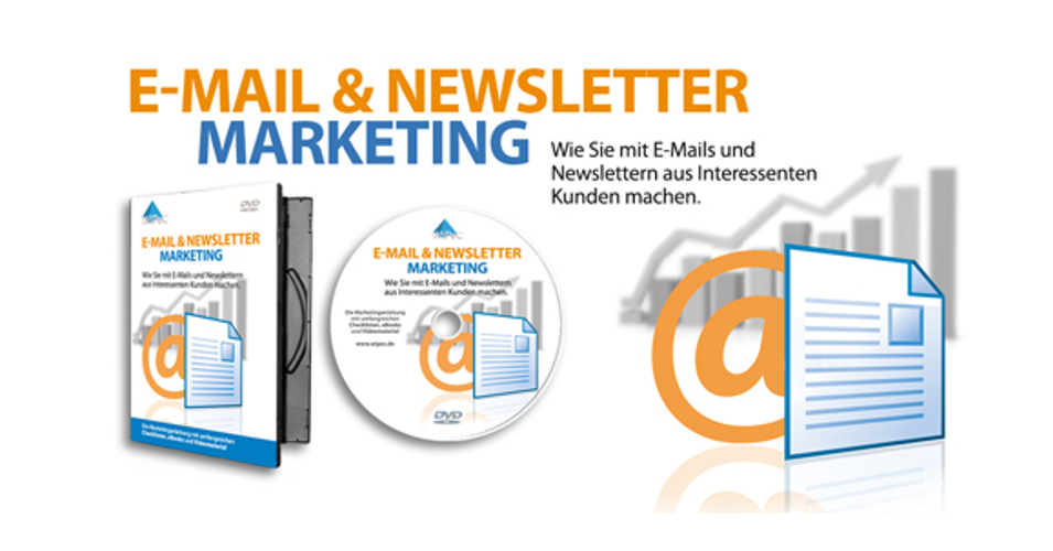 E Mail und Newsletter Marketing DVD