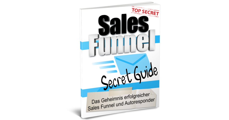 Partnerprogramm von Sales Funnel Secret Guide