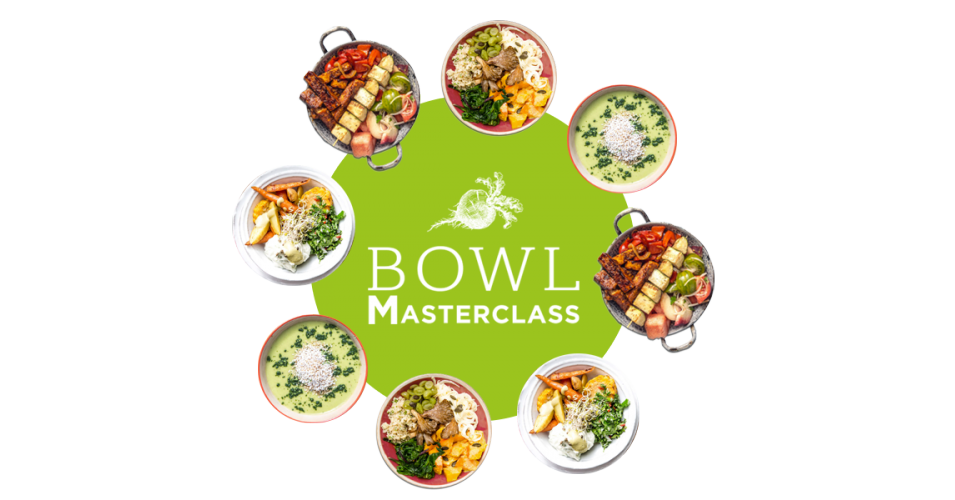 Bowl Masterclass - Der Online Kochkurs rund um Bowls