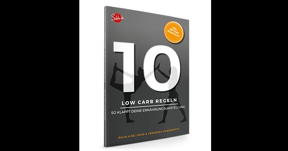 10 Low Carb Regeln - Affiliate Programm