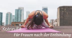Online Fitness Studio für Frauen nach der Entbindung