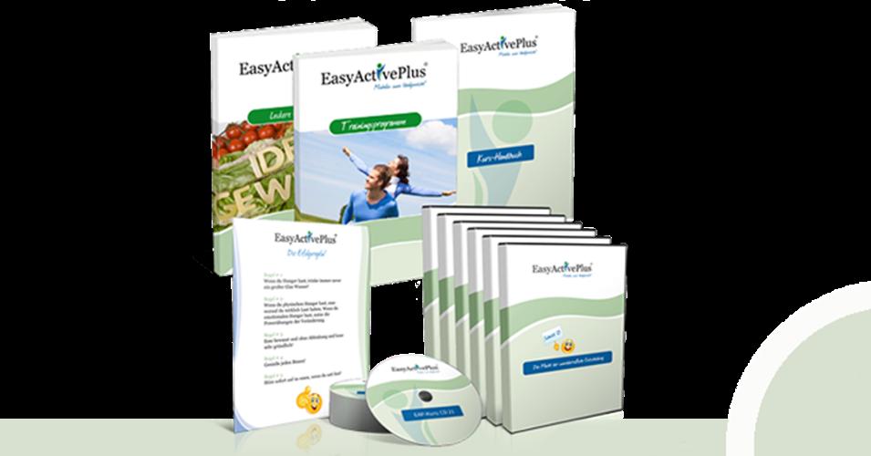 EasyActivePlus - Mühelos zum Idealgewicht