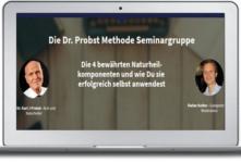 Partnerprogramm von Die Dr. Probst-Methode einzigartiger Alternativmedizin