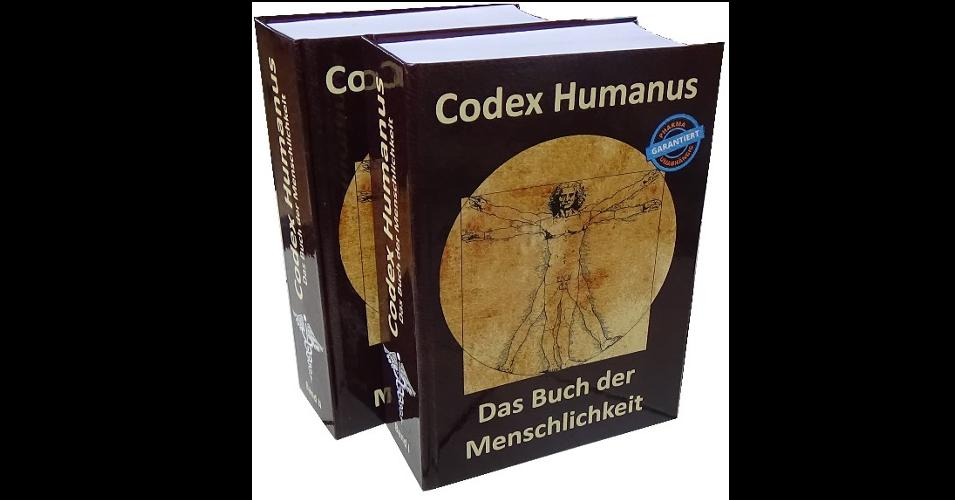 Codex Humanus - das Buch der Menschlichkeit