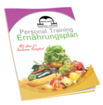 Ernährungsplan Personal Training