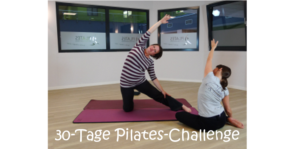 Affiliate Programm - 30 Tage Pilates Challenge