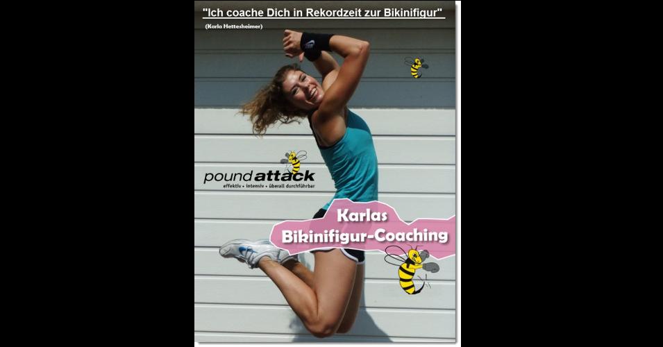 Eine schöne Bikinifigur bekommen Coaching