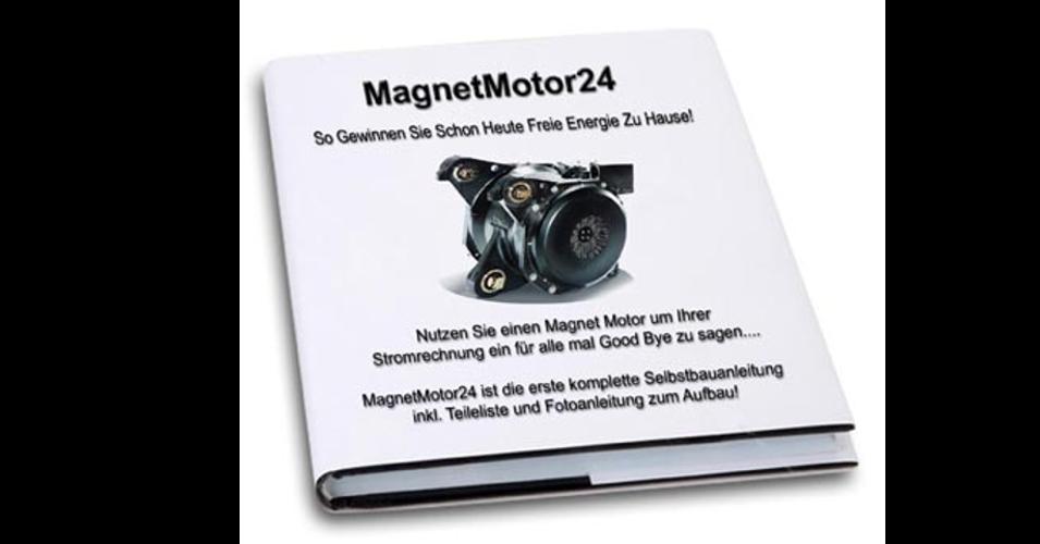 Magnet Motor 24