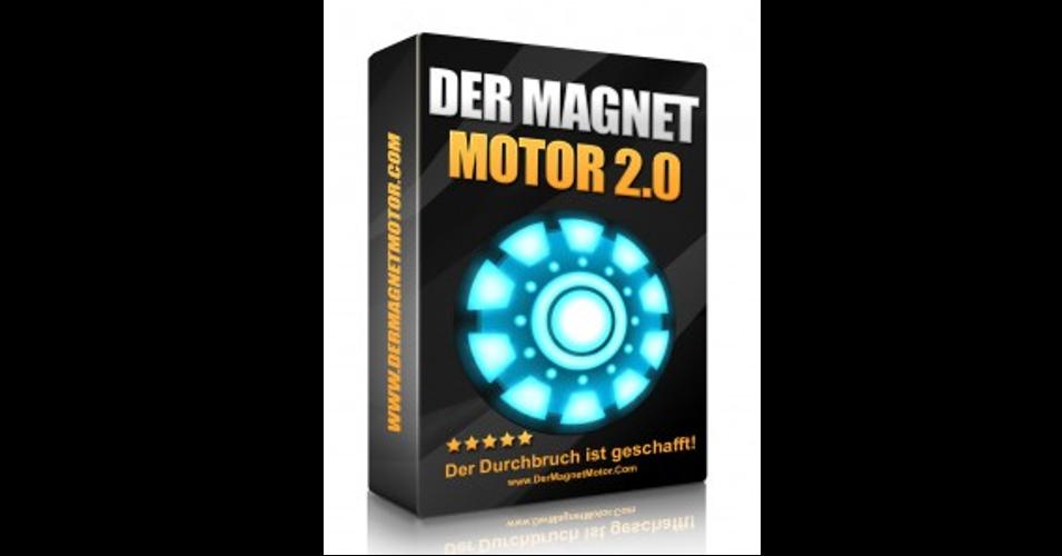 Anleitung zum Bau eines Magnet Motor