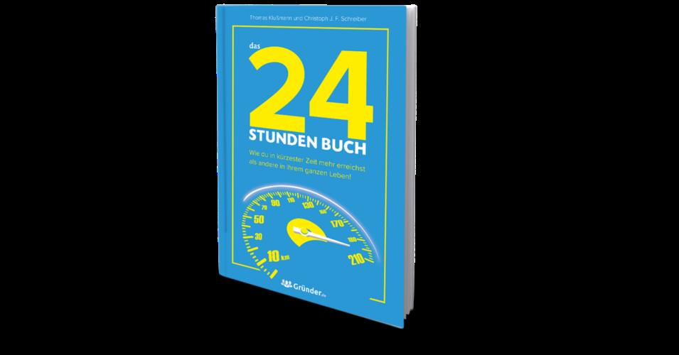24 Stunden Buch von Thomas Klußmann GRATIS