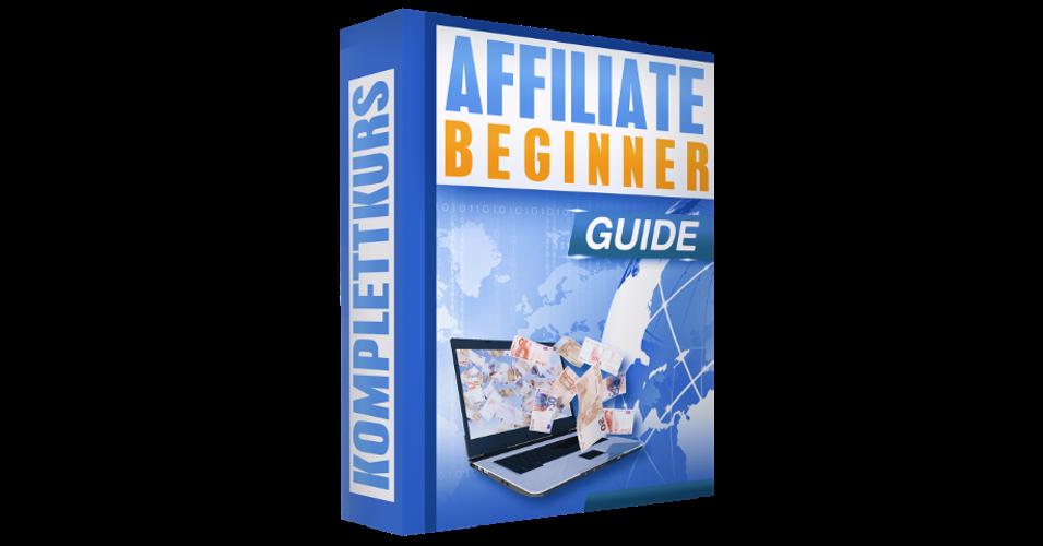 Affiliate Beginner Guide
