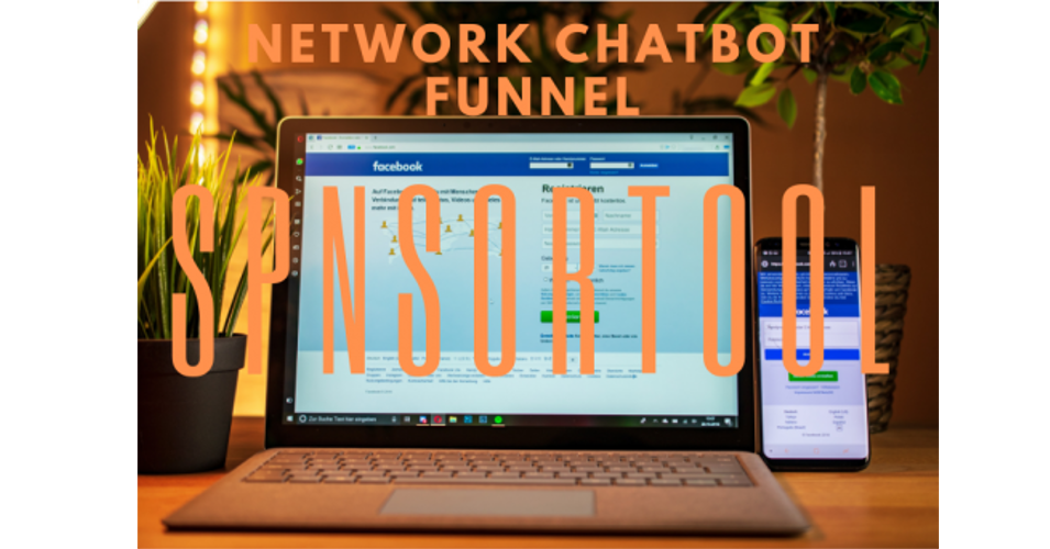 Sponsortool Network Chatbot Funnel