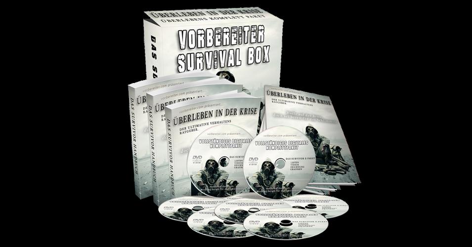 Krisenvorsorge - Vorbereiter Survival Guide