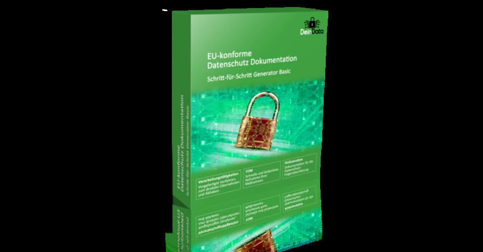 Generator für die Datenschutz Dokumentation nach DSGVO
