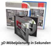 TrunCAD Go - 3D Möbelplanung in Sekunden