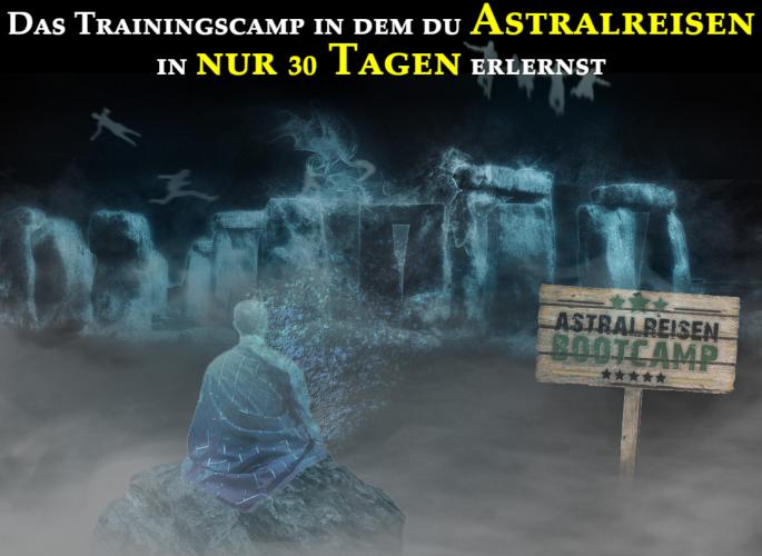 Astralreisen-Bootcamp, Astralreisen in 30 Tagen erlernen