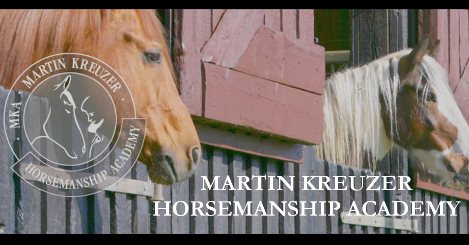 Lehr DVDs – MARTIN KREUZER HORSEMANSHIP ACADEMY