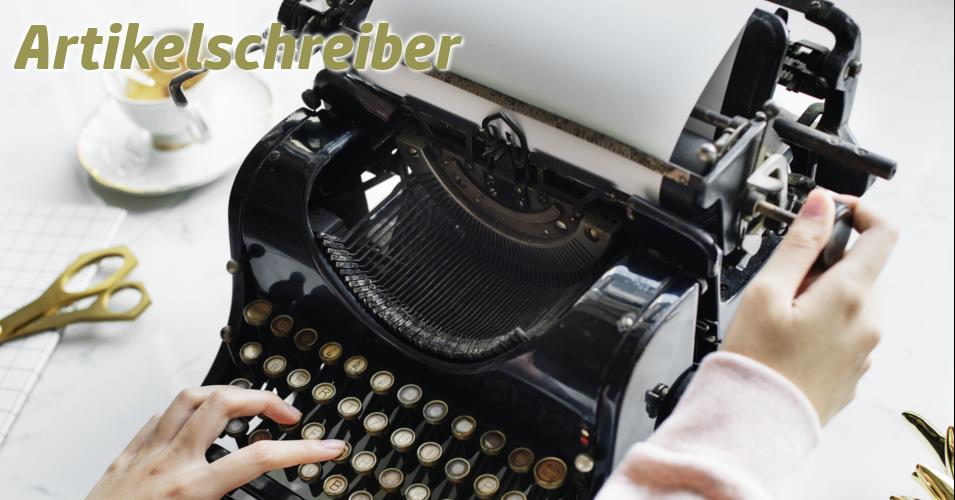 Schreiber für Artikelbeschreibungen gesucht
